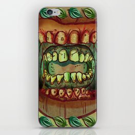 Betel Leaf iPhone Skin