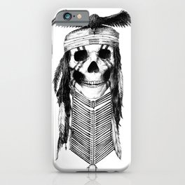 Tonto iPhone Case