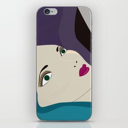 JEZEBEL-25 iPhone Skin