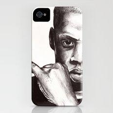 Jay iPhone (4, 4s) Slim Case