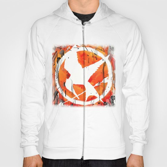 The Mockingjay Hoody