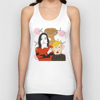 home alone Tank Tops featuring Home alone? by Elena Éper
