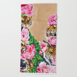 Tyger Tyger Beach Towel