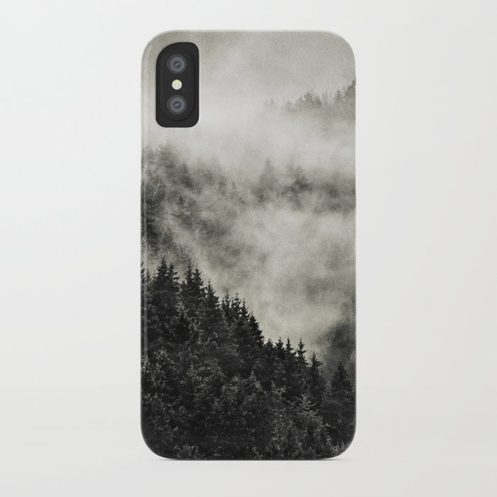In My Other World // Old School Retro Edit iPhone Case