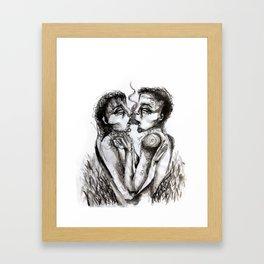 Dreams of Psychedelia Framed Art Print