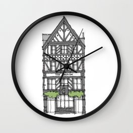 The George Pub London Wall Clock