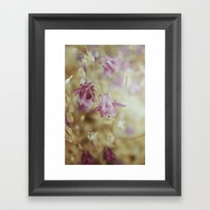 Pale Beauties Framed Art Print
