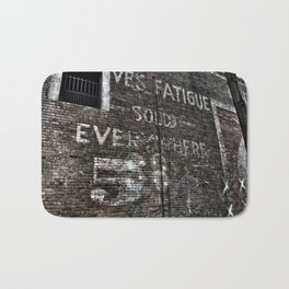 Asheville Coke Series No. 2 Bath Mat