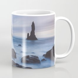 Reynisfjara - Landscape and Nature Photography Coffee Mug