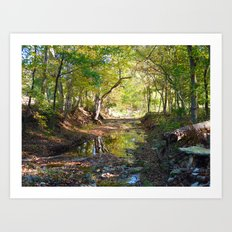 Another September Day Art Print