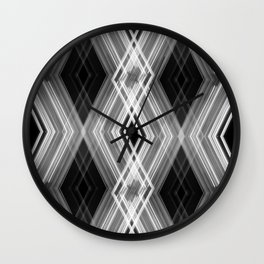 Vertica 04 Wall Clock