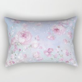 Meadow in Bloom Rectangular Pillow