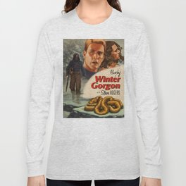 Winter Gorgon Long Sleeve T-shirt