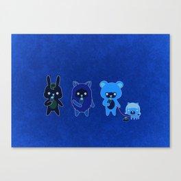 YAMMY ICE CREAM  Canvas Print