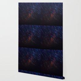 The Galaxy Rains (Color) Wallpaper