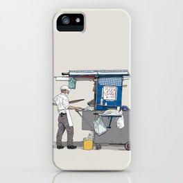 Rebusque iPhone Case