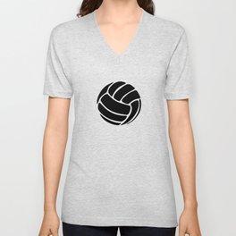 Volleyball Ideology Unisex V-Neck