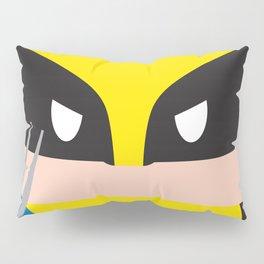 WolverineBlock Pillow Sham