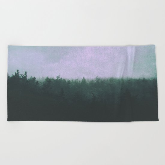 Suffocate  Beach Towel