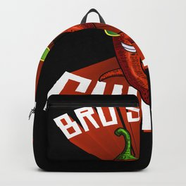 Bros Just Chillin Pepperoni Hot Scoville Backpack