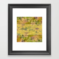 buket Framed Art Print
