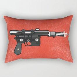 blaster Rectangular Pillow