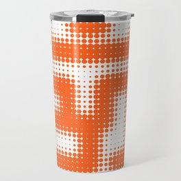 Aum Orange Travel Mug