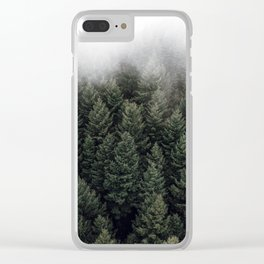 Into the Wild XIV Clear iPhone Case
