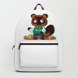 Tom Nook. Backpack
