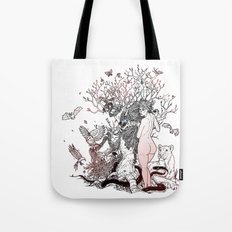 Lilith tastes. Tote Bag