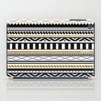 aztec iPad Cases featuring Aztec by Kakel