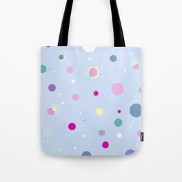 SWEET CANDY BLUEBERRY Tote Bag