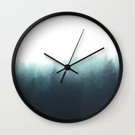 Tell me what's the secret Wall Clock