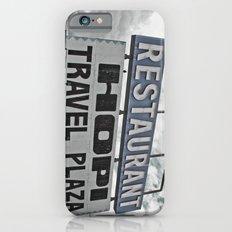 Restaurant Hopi Travel Plaza iPhone 6s Slim Case