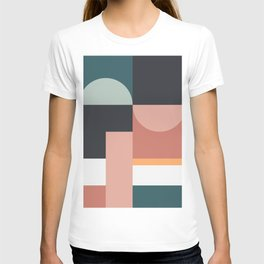 Abstract Geometric 07 T-shirt