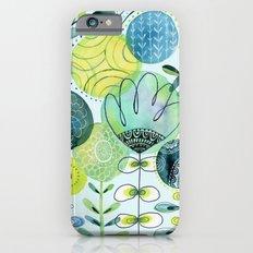 Spring Blooms iPhone 6s Slim Case