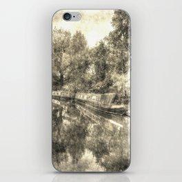 Little Venice London Vintage iPhone Skin
