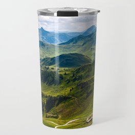 Austrian Mountains Travel Mug