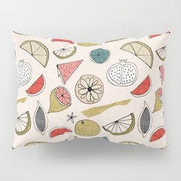 Pop Fruit Pearl Pillow Sham
