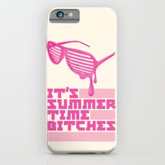 Summer Time. Slim Case iPhone 6s
