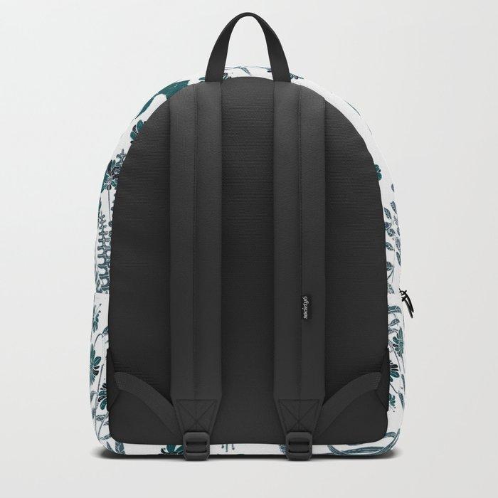 green or blue garden?? Backpack