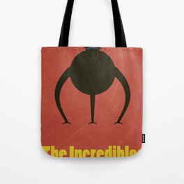 The Incredibles Tote Bag