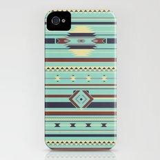 Pattern iPhone (4, 4s) Slim Case