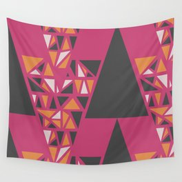 Geowedge Wall Tapestry