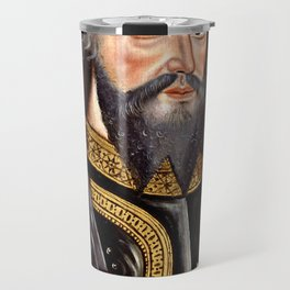 King William I, The Conqueror Travel Mug
