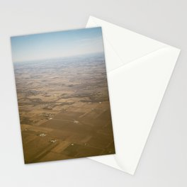 open fields Stationery Cards