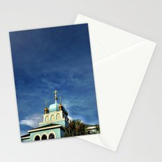 Russian place of Worship Stationery Cards