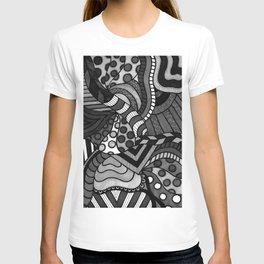 Locomotion B&W T-shirt