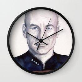 Captain Picard Wall Clock