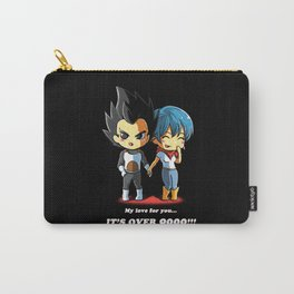 Vegeta with Bulma Carry-All Pouch